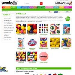 Bulk Gumballs for Sale