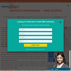 Bulk SMS India - HemsMedia