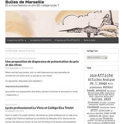 Bulle à outils – Bulles de Marseille