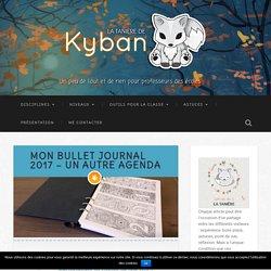 Mon bullet journal 2017 - un autre agenda - La tanière de Kyban