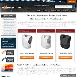 Kevlar Vest - SafeGuard CLOTHING™