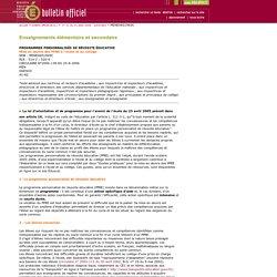 Bulletin officiel n° 31 du 31 août 2006