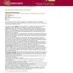 Bulletin officiel n°28 du 15 juillet 2004 - MENE0400752C
