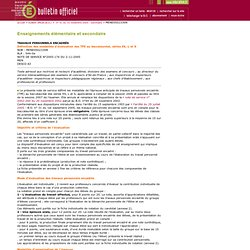Bulletin officiel n° 41 du 10 novembre 2005