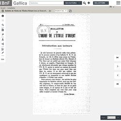 Bulletin 11/01/1913