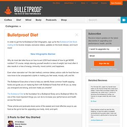 Bulletproof Diet
