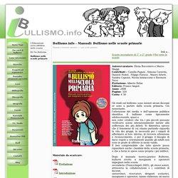 Bullismo.info - Manuali: Bullismo nelle scuole primarie