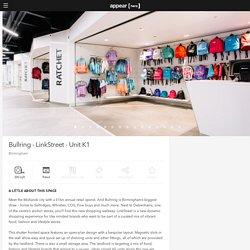 Bullring - LinkStreet - Unit K1 - Pop Up Shops in Birmingham