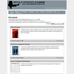 Bully Pulpit Games - Downloads
