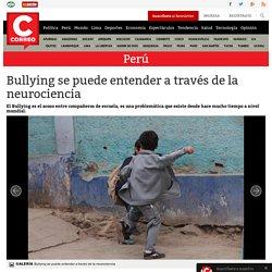 Bullying se puede entender a través de la neurociencia