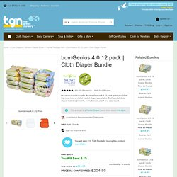 bumGenius 4.0 | 12 pack bundle