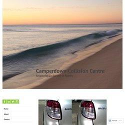 Bumper Repair- Tough or Simple in Sydney – Camperdown Collision Centre