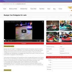 Bumper Car/Dodgems for sale