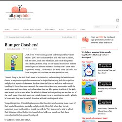 Bumper Crashers! | blog