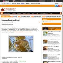 Bun's a la pâte magique (Darna)