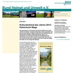 Bund Heimat und Umwelt (BHU)