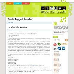 Bundler - Toolkit