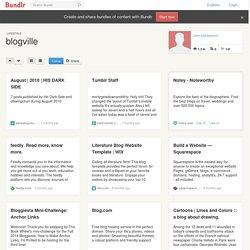 blogville