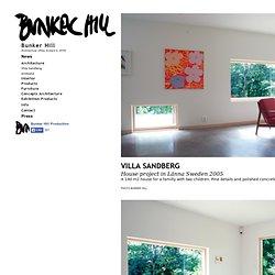 Bunker Hill - Villa Sandberg