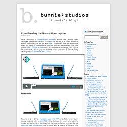 bunnie's blog