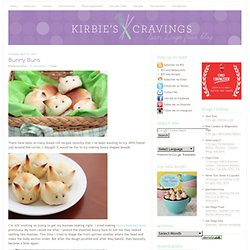 Bunny Buns | Kirbie's Cravings | A San Diego food blog sharing restaurant reviews and recipes