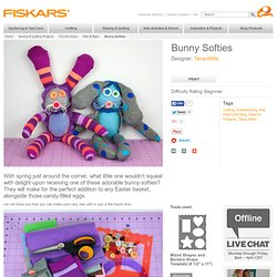 Bunny Softies / For the Home