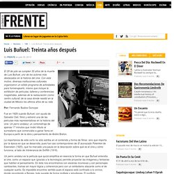Luis Buñuel: Treinta años después - La Semana de Frente