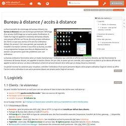 contrôle distance