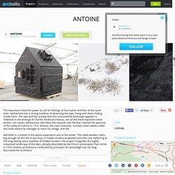 BUREAU A - Project - ANTOINE