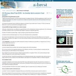 @ Brest - CD Bureau libre Free EOS : le chantier de la version 2