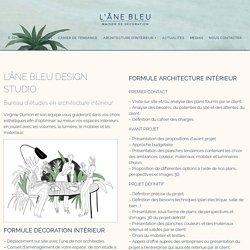 Bureau d'études – L'Âne Bleu