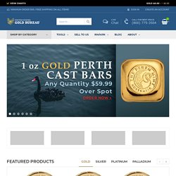 Buy Gold Bullion & Gold Coins Direct From the U.S. Gold Bureau