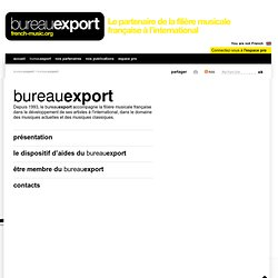 bureauexport - bureau export