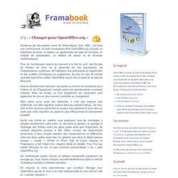Changer pour OpenOffice.org - Livre