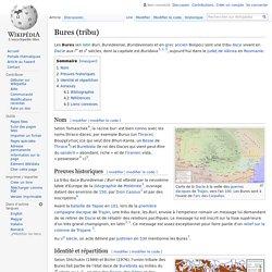 Bures (tribu)