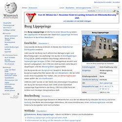 Burg Lippspringe