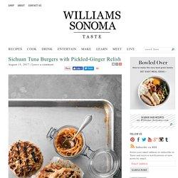 Spicy Tuna Burger Recipe