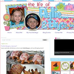 Turtle Burgers, Anyone? | Florida Mom Blog, Reviews and Giveaways | The Life...