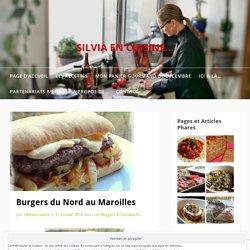Burgers du Nord au Maroilles