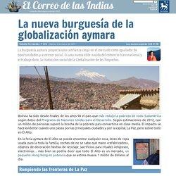 La nueva burguesía de la globalización aymara