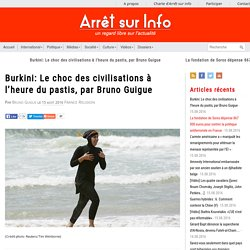 Burkini: Le choc des civilisations à l'heure du pastis, par Bruno Guigue