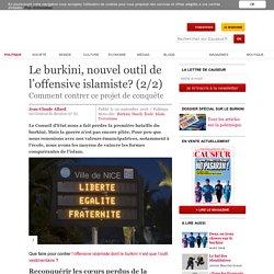 Le burkini, nouvel outil de l'offensive islamiste? (2/2)