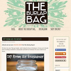 The Burlap Bag - High Quality Handmade Goods Shop - Austin Texas - Pale Moon