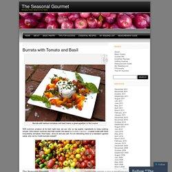 The Seasonal Gourmet