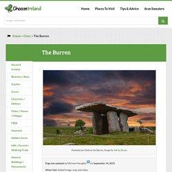 The Burren - Clare, z_Top Ten Outside Dublin - Choose Ireland