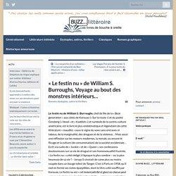 Le festin nu de William S. Burroughs: analyse critique extraits