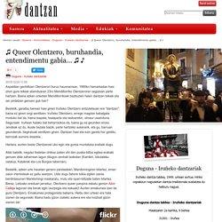 ♫ Queer Olentzero, buruhandia, entendimentu gabia... ♫ ♪