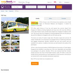Bus Operator 707 Inc