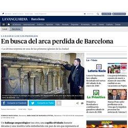 En busca del arca perdida de Barcelona