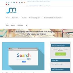 Los 15 buscadores web más utilizados en el mundo para encontrar información por Internet